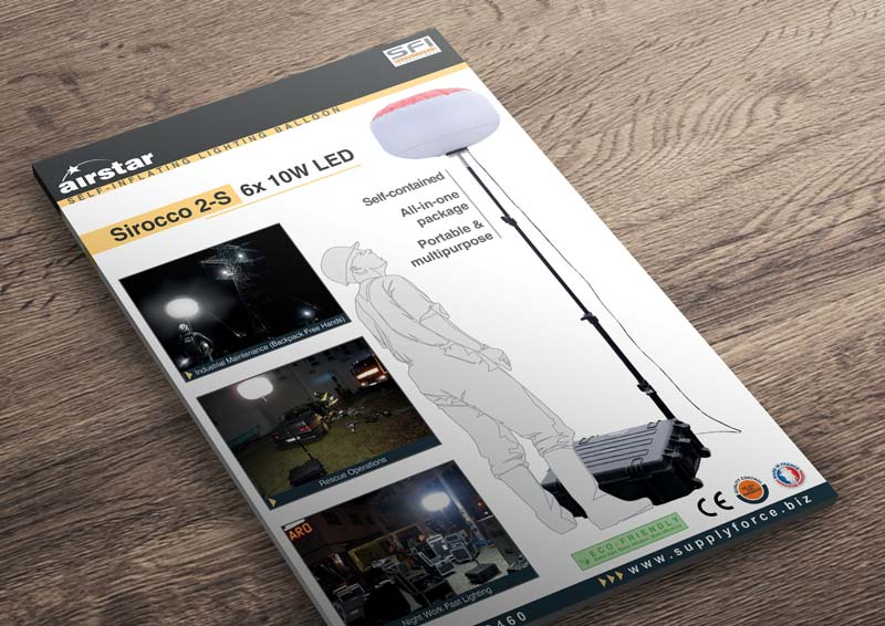 sirocco 2s construction lighting brochure